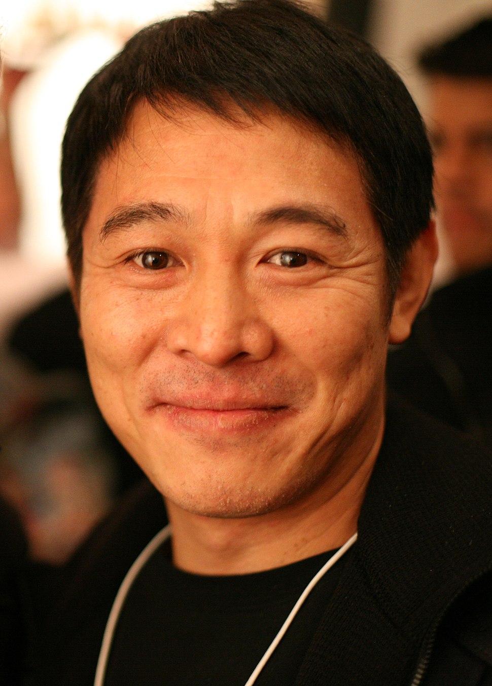 Jet Li 2009 (cropped)