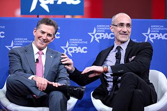 Arthur C. Brooks - Brooks with Jim DeMint, Senator from South Carolina