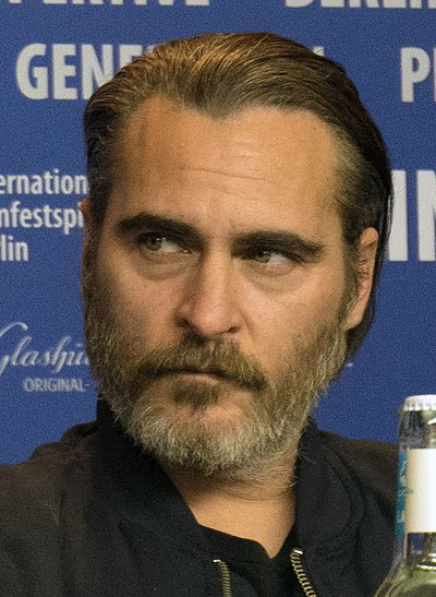 Joaquin Phoenix, American actor, producer and activist