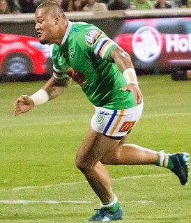 Joseph Leilua Samoa international rugby league footballer