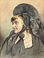 Johann Hamza Frau mit Kopfschmuck 1886.jpg