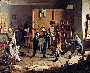 Studio Scene