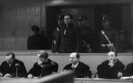 Schwarzhuber during the Ravensbrück trial
