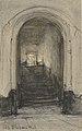 Johannes Bosboom - De trap in het Prinsenhof te Delft.jpg