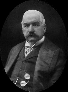 J. P. Morgan American financier, banker, philanthropist and art collector