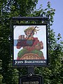 John Barleycorn - sign - geograph.org.uk - 838018.jpg