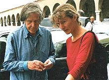 John Cage and Renate Hoffleit.jpg
