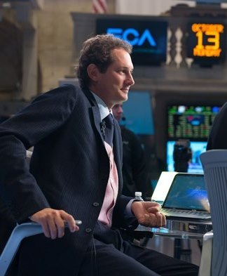 John Elkann FCA Wall Street