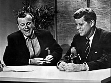 Fantastisch Senator John F. Kennedy, Then A Candidate For President, As A Tonight Show  Guest, 1959.