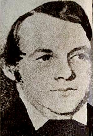 Jonas Coe - Commodore Jonas Halstead Coe