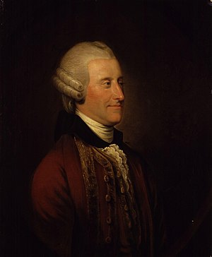 John Montagu, 4th Earl of Sandwich, by Johann ...