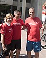 John Orlikow, Mariette Mulaire, Mayor Brian Bowman.jpg