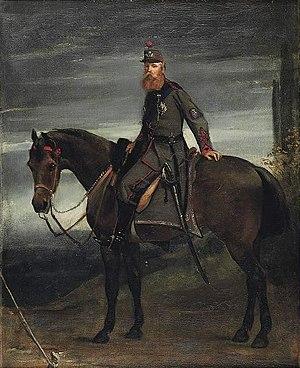 John Charlton (artist) - John Poyntz, 5th Earl Spencer (1835-1910)