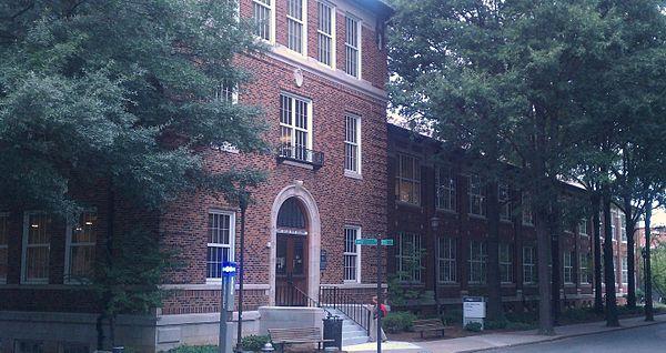 J S Coon Building Gatech