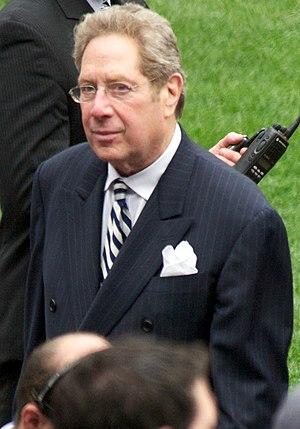 John Sterling (sportscaster) - John Sterling in 2010