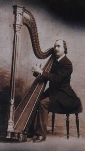 John Thomas (harpist) - Image: John Thomas (Pencerdd Gwalia)