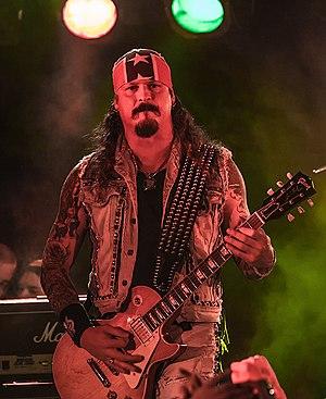 Jon Schaffer - Jon Schaffer in 2012