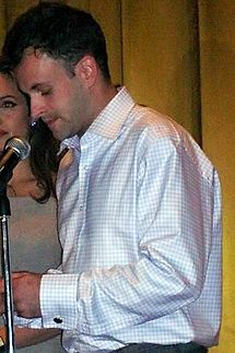 Jonny Lee Miller in New York City, 2005.jpg