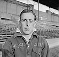 Joop Odenthal (Haarlem) in het Olympisch Stadion in Amsterdam, Bestanddeelnr 191-1091.jpg