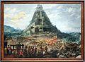 Joos de momper il giovane e frans francken il giovane, la torre di babele, 1600-30 ca. 01.JPG