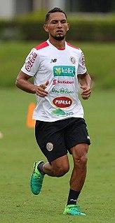 José Leitón Costa Rican footballer