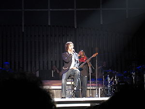 Josh Groban - Josh Groban in concert at Atlantic City's Boardwalk Hall