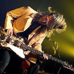 DecembeRadio - Josh Reedy performing at the North Charleston Coliseum in South Carolina on March 6, 2008.