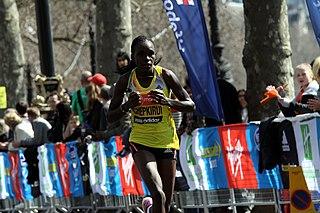 Joyce Chepkirui Kenyan long-distance runner