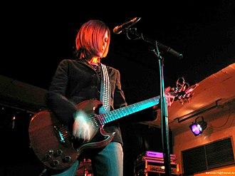 Juliana Hatfield - Hatfield performing in 2006