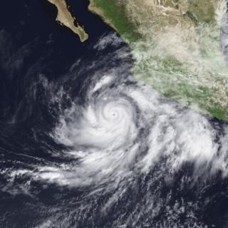 Hurricane Juliette (2001) Category 4 Pacific hurricane in 2001