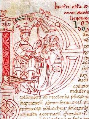 Gesta Normannorum Ducum - Image: Jumieges