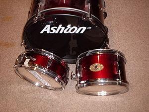 Ashton Music - Ashton drum set for a young drummer