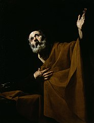 Penitent Saint Peter