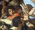 Jusepe de ribera, San Gennaro esce illeso dalla fornace, 1645, olio su rame 03.JPG