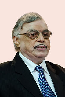 P. Sathasivam 21st Governor of Kerala and 40th Chief Justice of India