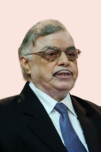 P. Sathasivam - Justice P. Sathasivam in 2015