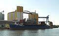 Küstenmotorschiff LAILA II im Hafen von Gdańsk.JPG