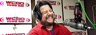 WCGO - Image: KEVIN LAUGHING