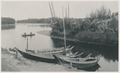 KITLV - 12603 - Kleingrothe, C.J. - Medan - The mouth of the Sungai Belumai near Batangkuwis in Deli - 1903.tif
