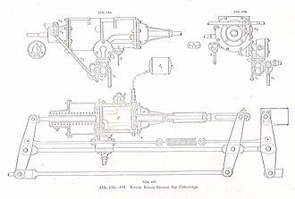 Kunze-Knorr brake - Kunze-Knorr goods train brake (diagram)