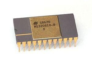 NS320xx - NS32081 FPU