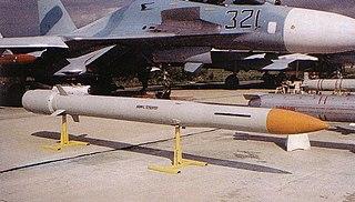 Novator KS-172 Long range air-to-air missile