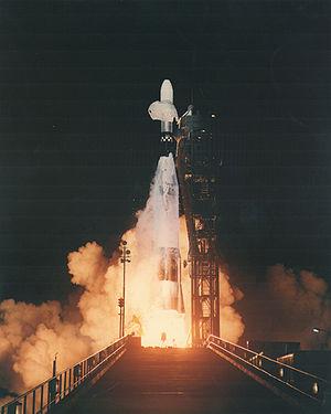 Mariner 5 - Launch of Mariner 5