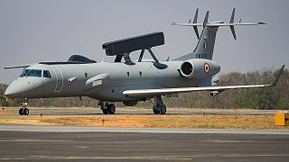 Airborne early warning and control aircraft
