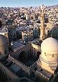Kairo-Ibn-Tulun-Moschee-16-kleine Moschee-Stadt-1982-gje.jpg