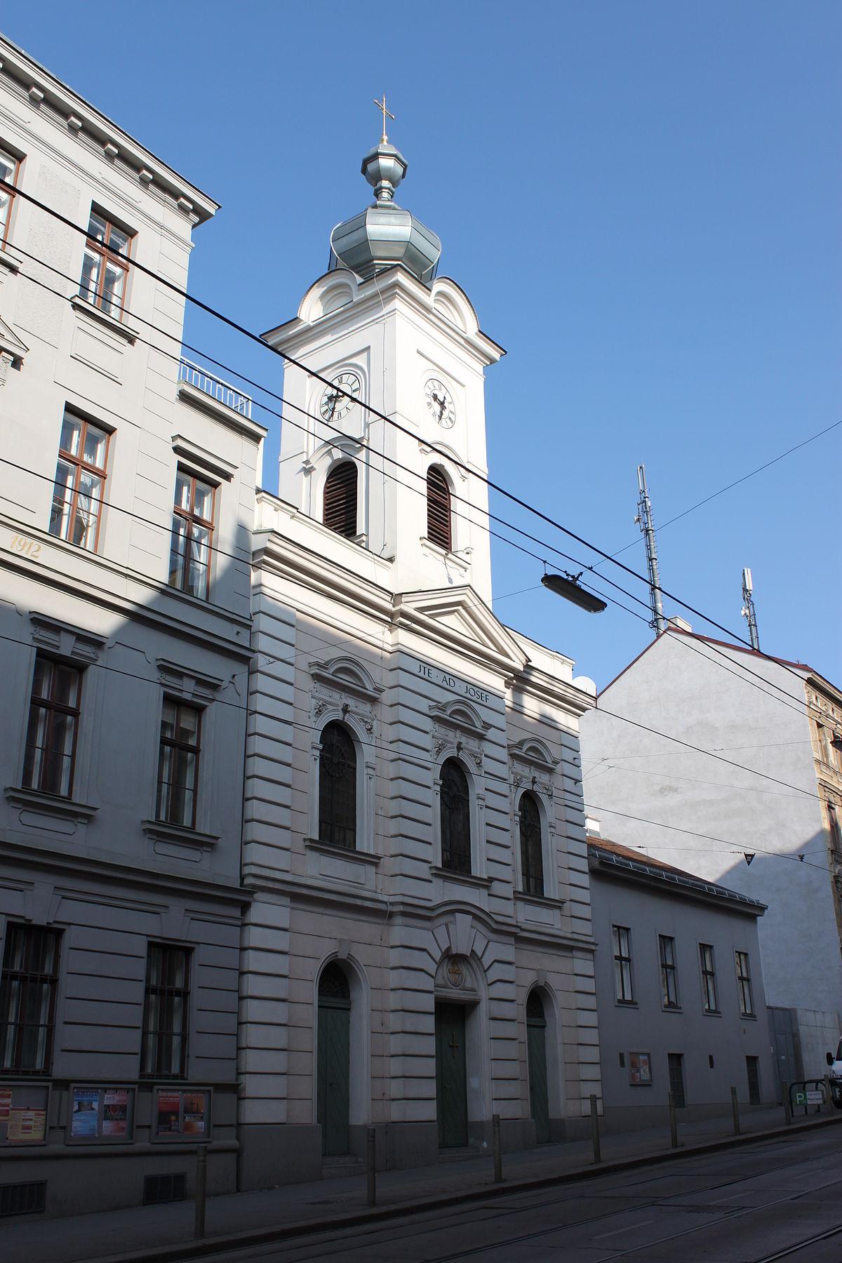 Kalasantinerkirche St Josef –