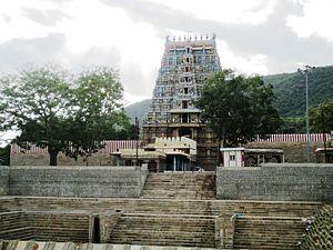 Kallazhagar temple - Image: Kallazhagar (31)