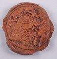 Kalup za izradu medaljona i odlivak u pozitivu iz 2-3 veka.jpg