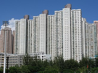 Home Ownership Scheme - Kam Hay Court in Ma On Shan