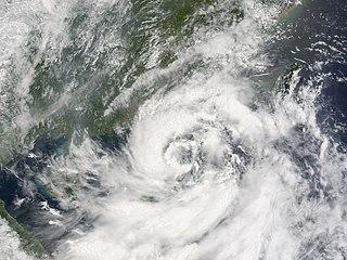 Tropical Storm Kammuri (2008)
